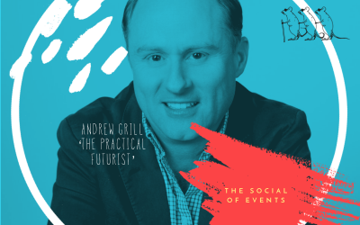 Digitalising events – 'Social' with Andrew Grill : Episode 008